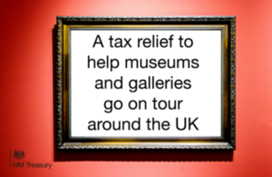Museum and galleries tax relief
