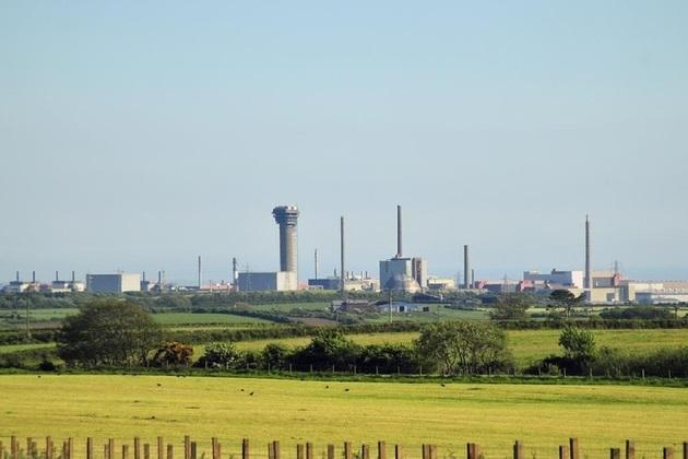 Sellafield site, west Cumbria