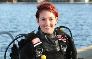 Natasha Senn - Reservist at Dstl
