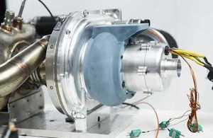 Delta Motorsport's Micro Turbine Range Extender device