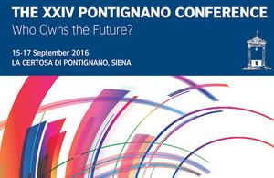24th Pontignano Conference
