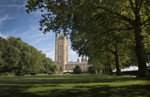 Victoria Tower Gardens