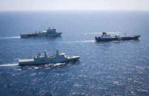 Royal Navy Ships