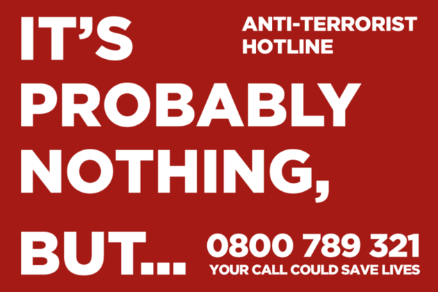 Anti-Terrorist Hotline