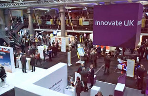 Innovate 2016: a global showcase for UK's best innovation talent