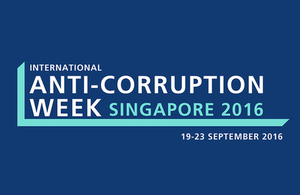 International Anti-Corruption Week