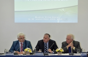 Conference in Montenegro