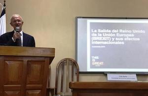 Brexit forum Guatemala