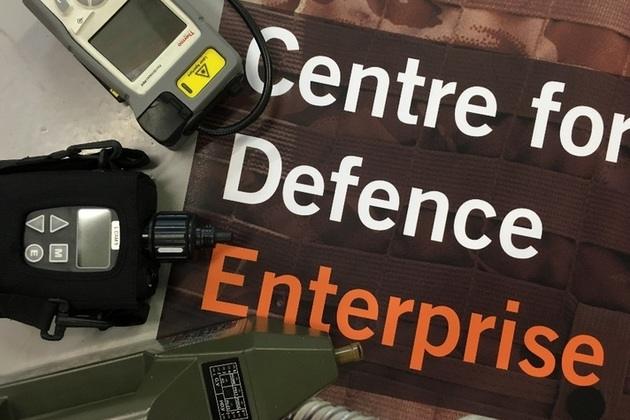 Detection devices on display at CDE Event