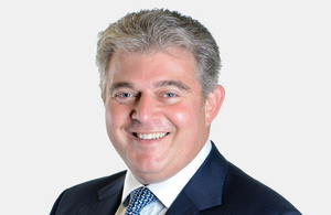 Policing Minister Brandon Lewis
