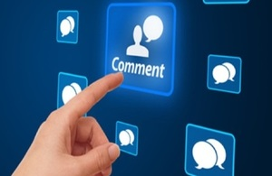 image of comment speech bubbles