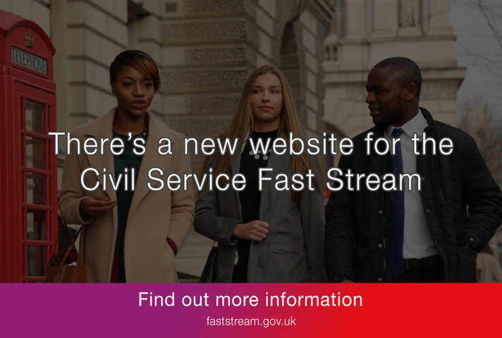 Fast Stream New Website