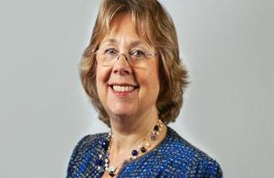 Baroness Northover visits Angola