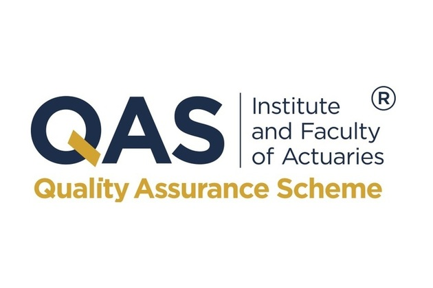 GAD recognised under actuarial quality scheme