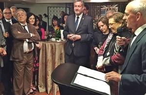 Cartagena Dialogue Reception