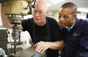 More young people in apprenticeships than ever before