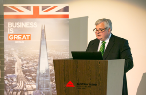 Lord Price visits Slovenia