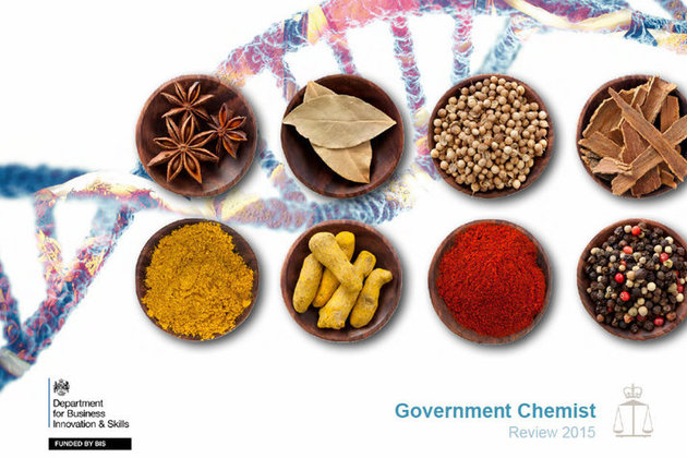 cover of review on spice selection
