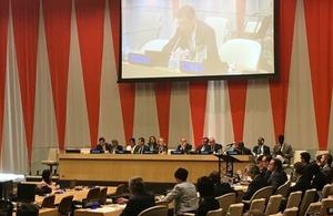 UN Arria Meeting
