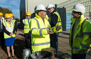New Highways Academy to train A14 apprentices.