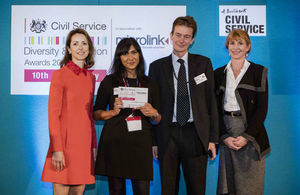 Civil Service Diversity and Inclusion Awards