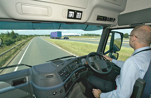 Professional drivers: meeting the conduct standards.