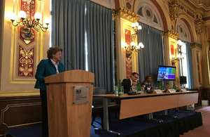 Read the 'Baroness Anelay opens conference on freedom of religion and belief' article