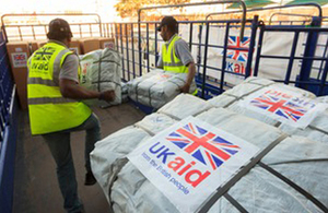 Read the 'UK pledges medical aid and supplies for Mosul' article