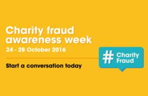 Charity Fraud Awareness Week