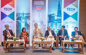 India-UK partners in technology and innovation