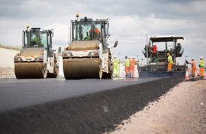 Transport Secretary announces multi-million pound motorway improvements