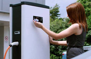 ULEV charge point