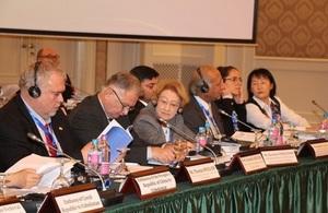Член Палаты Лордов Парламента Великобритании заключила свой визит в Узбекистан