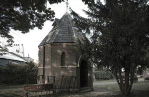 Margravine Cemetery reception hosue