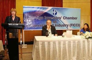 Foreign Investors' Chamber of Commerce & Industry: Speech by British High Commissioner