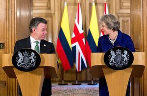 Primer Ministra Theresa May