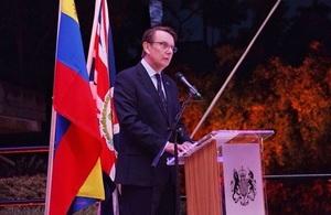 La Embajada Británica en Caracas celebró el 90° cumpleaños de Su Majestad la Reina Isabel II
