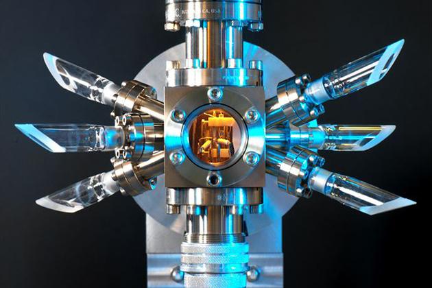 An ion trap (credit: NPL)