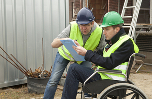 Consultation: Work, health and disability: improving lives