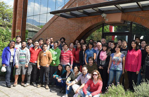 Participants of the Young Innovators Workshop