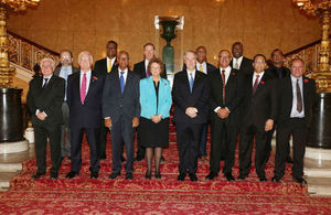 Overseas Territories Joint Ministerial Council 2016 Communique