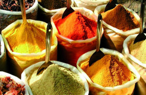 spices in spice market