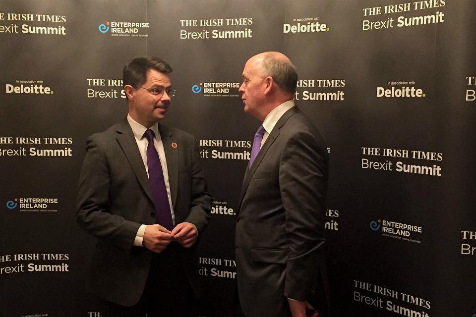 Irish Times Brexit Summit
