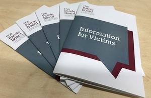 Victim Information Leaflet