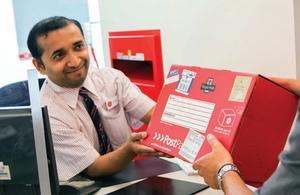 Post Office - Credit UKGI