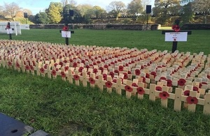 Welsh National Field of Remembrance