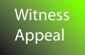 RAIB appeal for witnesses following a fatal accident near Sandilands Junction.
