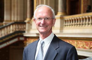 Embajador Tomas Carter