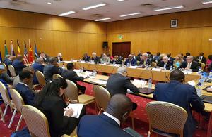 JMEC South Sudan Meeting in Kampala