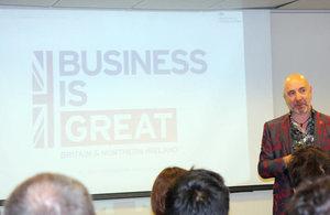 Global Entrepreneur Programme